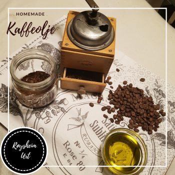 Enkel kaffeolje