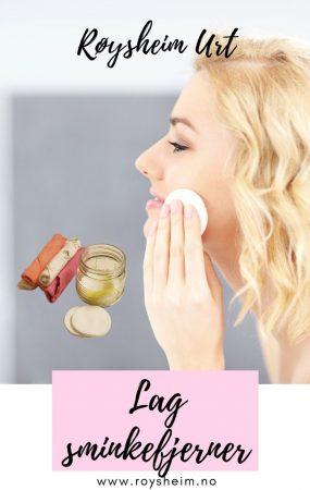 Lag din naturlige sminkefjerner