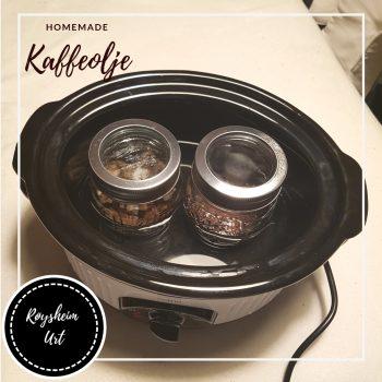 Kaffeolje crockpot