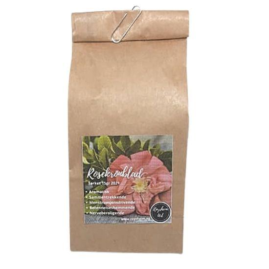 Rose tørket kronblad