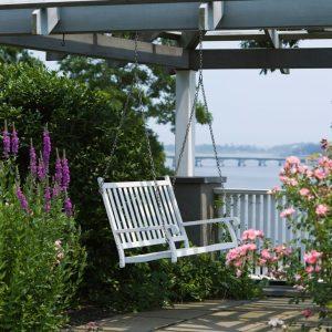 Urter på verandaen